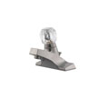 Design House 545962 Millbridge 4 in. Lavatory Faucet, Satin Nickel