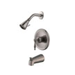 Design House 546051 Saratoga T & S Faucet, Satin Nickel
