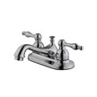 Design House 546077 Saratoga Lavatory Faucet, Polished Chrome
