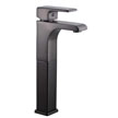 Design House 546762 Lyss Vessell Lavatory Faucet, Brushed Bronze