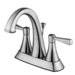 Design House Perth 2-Handle Lavatory Faucet, Satin Nickel Finish - 546929