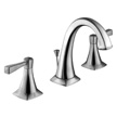 Design House Perth 2-Handle Lavatory Faucet, Satin Nickel Finish - 546937