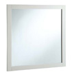 Design House 30-inch by 30-inch Vanity Mirror, Semi-Gloss White - 547224