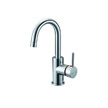 Design House Eastport Single Handle Kitchen Faucet, Chrome Finish - 547562