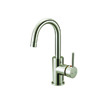 Design House Eastport Single Handle Bar Faucet, Nickel Finish - 547570