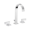 Design House Karsen Widespread Dual-Handle Lavatory Faucet, Chrome - 547646