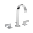 Design House Karsen Widespread Dual-Handle Lavatory Faucet, Nickel - 547653