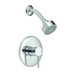 Design House Eastport Tub and Shower Faucet, Chrome Finish - 547687