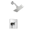 Design House Karsen Tub and Shower Faucet, Chrome Finish - 547711