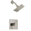 Design House Karsen Tub and Shower Faucet, Nickel Finish - 547729