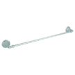 Design House 560011 Eden 24-Inch Towel Bar, Polished Chrome Finish