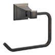 Design House 560474 Torino Towel Ring, Brushed Bronze Finish