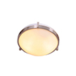 Design House 570937 Eastport 2 Light 13' Indoor Ceiling Mount in Satin Nickel
