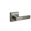 Design House Karsen Dummy Lever, Reversible, Satin Nickel Finish - 581090