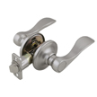 Design House 702126 Pro Springdale Hall and Closet Door Handle, Satin Nickel