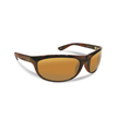 Flying Fisherman 7215TA Azore Polarized Sunglasses, Tortoise Frames With Amber Lenses