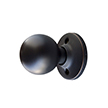 Design House 727156 Bay Dummy Door Knob, Oil Rubbed Bronze