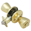 Design House Tulip 2-Way Latch Privacy Door Knob, Adjustable Backset - 740597
