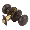 Design House 753210 Pro Cambridge Hall and Closet Door Knob, Oil Rubbed Bronze
