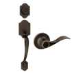 Design House Sussex 2-Way Entry Door Handle Set - 753921