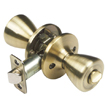 Design House Tulip Universal Latch Privacy Door Knob - 755355