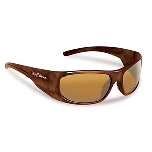 Flying Fisherman 7738NTA Cape Horn Polarized Sunglasses, Tortoise / Amber