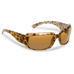 Flying Fisherman 7744TA La Palma Polarized Sunglasses, Tortoise-Ivory / Amber