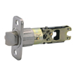 Design House 783316 Pro 6-Way Universal Entry Latch, Satin Nickel