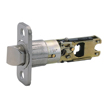 Design House 783324 Pro 6-Way Universal Bed and Bath Latch, Satin Nickel