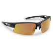Flying Fisherman 7871BCR Moray Sunglasses, Matte Black Copper-Red Mirror