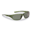 Flying Fisherman 7894GS Remora Jr Angler Polarized Kids Sunglasses, Green Smoke