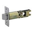 Design House 790774 Pro 2-Way Adjustable Bed and Bath Latch, Satin Nickel