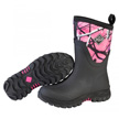 Muck Boots Arctic Sport II Mid Cut Winter Boot, Black/Muddy Girl, AS2M-MSMG