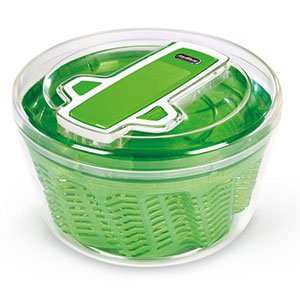 Zyliss Swift Dry Salad Spinner Large