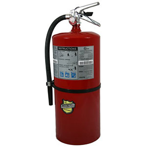 First Alert FE20A120B Heavy Duty Commercial Fire Extinguisher 20-A:120-B:C