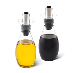 Cole & Mason Flow Select Oil & Vinegar Pourer Gift Set - H103028U