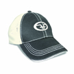 Flying Fisherman H1505 FF Logo Trucker Cap, Royal-White