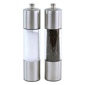 Cole & Mason Everyday Salt Shaker Gift Set - Filled - H311703U