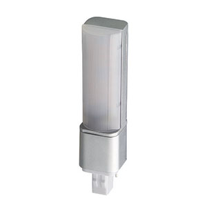 Light Efficient Design LED-7312-40K-G2 7W Gx23-2 Two Pin-Base CFL Retrofit 4000K
