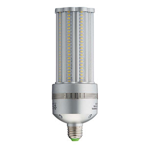 Light Efficient Design LED 8024M 45W Post Top / Site Lighting W/Mogul Base 3000K Retrofit Lamp, LED-8024M30