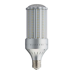 LED Light 65W Post Top/Site Lighting W/Mogul Base 5700K Lamp, LED-8046M57