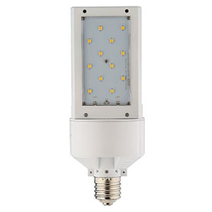 Light Efficient Design LED-8090M50-MHBC Shoe Box/Wall Pack Retrofit, E39, 5700K