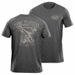 Flying Fisherman T1702DL Moondance Tee Deep Heather L
