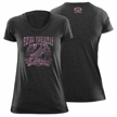 Flying Fisherman T1706CM Tarpon Outlaw Ladies Tee Charcoal M