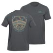 Flying Fisherman T1710AL Shield Tee Asphalt L