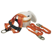 Honeywell Fall Protection Harness and Lanyard Kit - TFPK-3/U/6FTAK