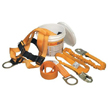 Honeywell Fall Protection Harness Lanyard and Cross-Arm Strap Kit - TFPK-6-Z7/U/6FTAK