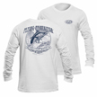 Flying Fisherman TL1701WL Traditions Long Sleeved Tee White L