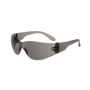 Honeywell XV100 Safety Eyewear, Frosted Frame, Gray Lens, Scratch-Resistant Hardcoat Lens Coating - XV101