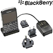 Blackberry Premium International Charger Bundle - ASY-38170-001